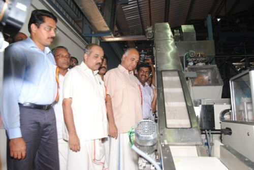 Soap 2nd Phase Inauguration
